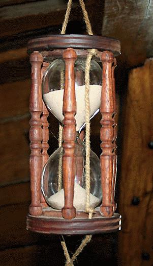 Duyfken hourglass